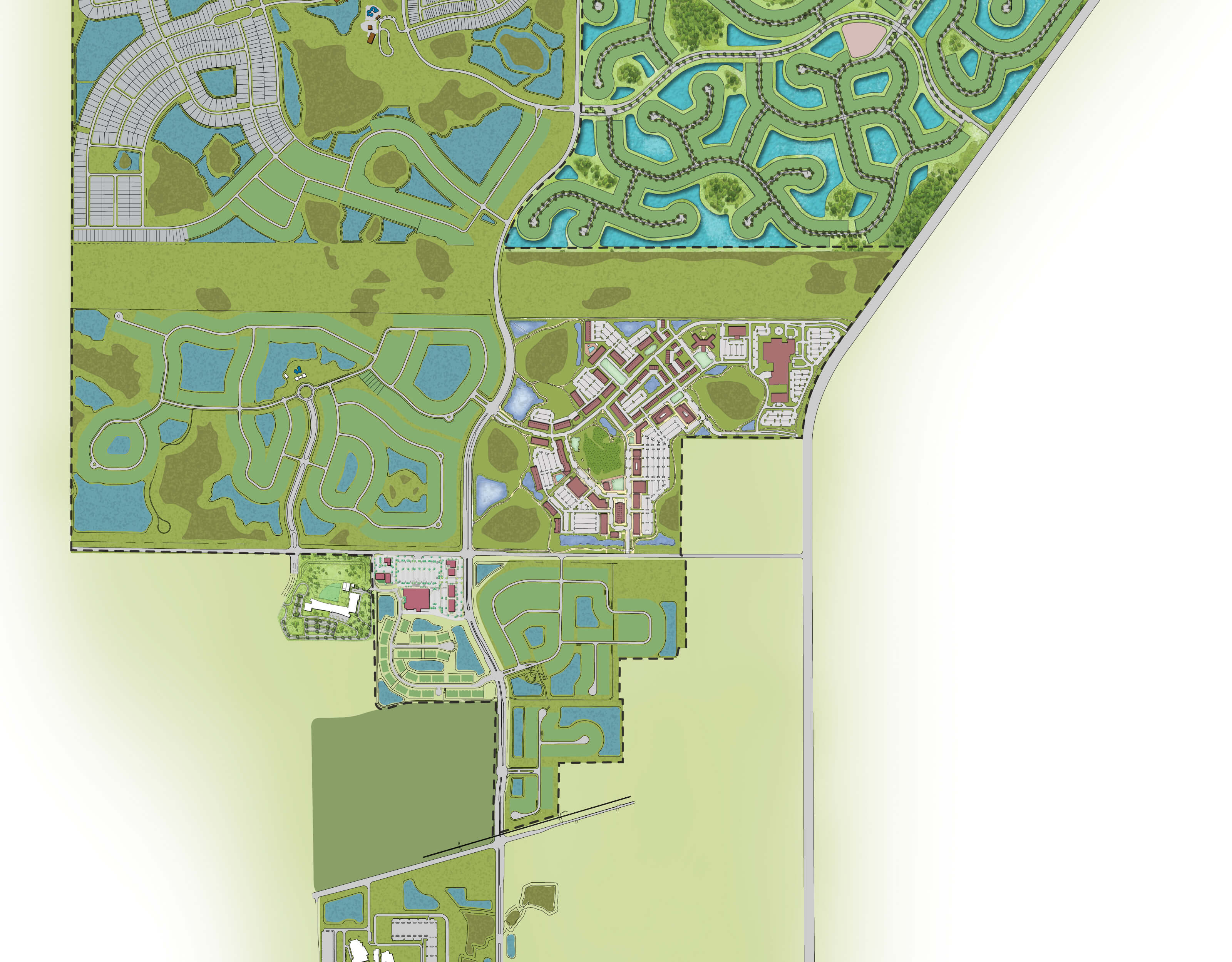 Home Builders site plan background