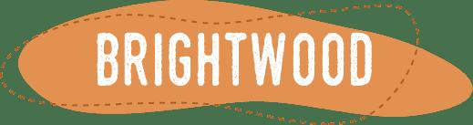 brightwood neighborhood logo