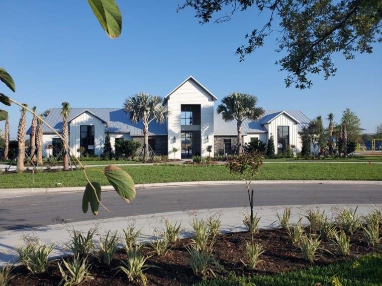 new home land development recreational amenities florida