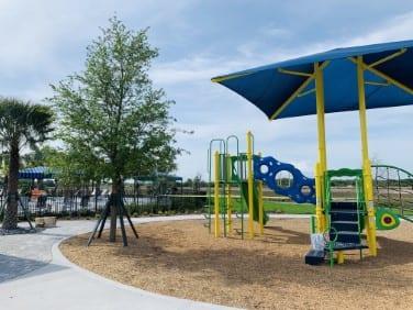 new home land development playground florida