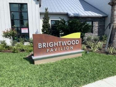 Brightwood Pavilion Amenities North River Ranch Progress