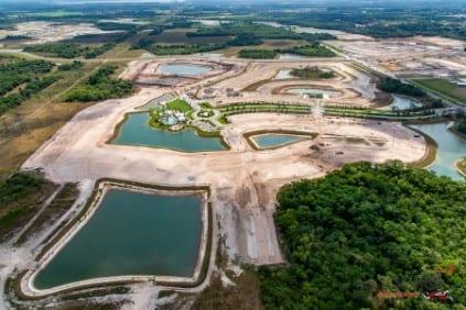 new home land development florida april