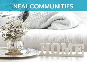 neal communities 3 bedroom townhome