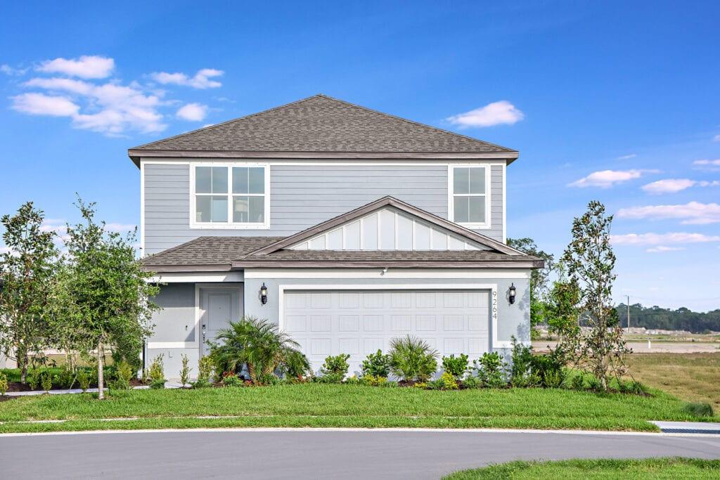 McNair Model Home by Centex at North River Ranch
