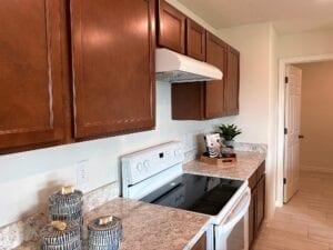 KB Home Plan 1637 North River Ranch Kitchen