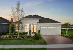 Margate Model home North River Ranch