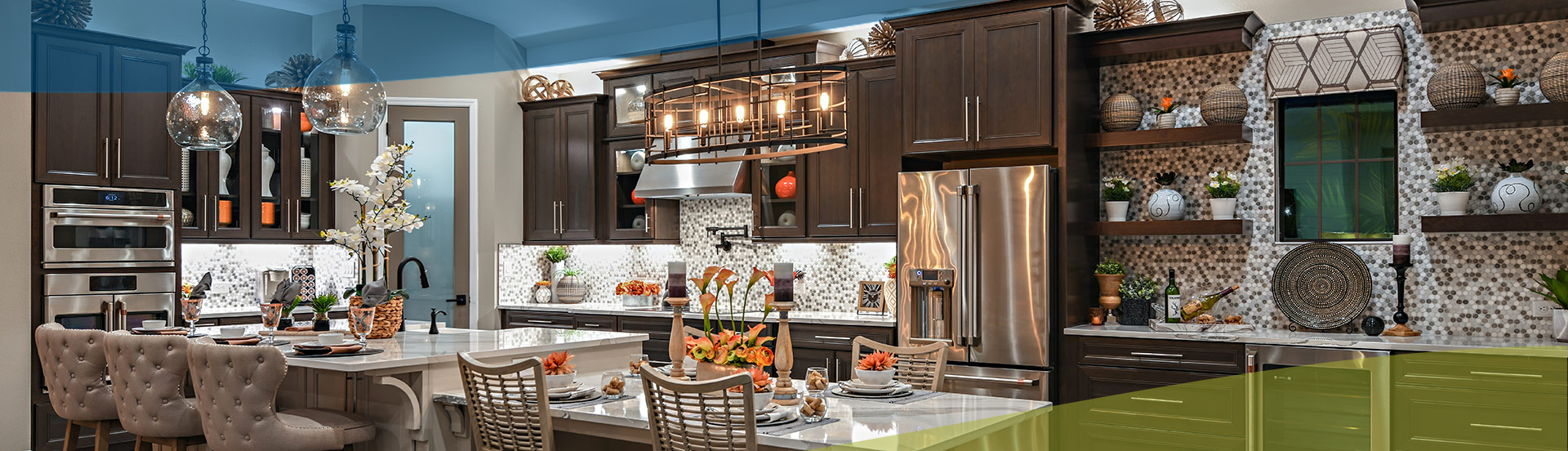 Spice kitchen stainless steel appliances north river ranch