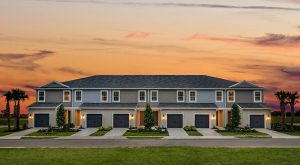 New Home Community - New Construction Homes For Sale - Riverfield Townhomes